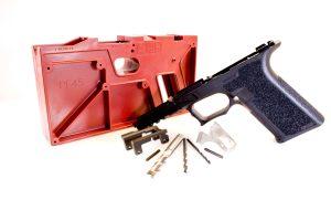 Polymer80 PF940v2 80% Pistol Frame – Inlander Arms